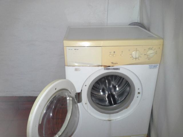 Lavarropas Whirpool Usado La Plata